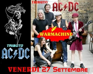 WAR MACHINE TRIBUTO AC/DC