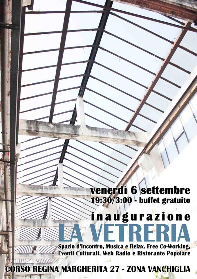 La Vetreria Torino.Officine Brand