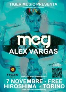 Meg + Alex Vargas a Torino