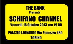 Invito Mario Schifano