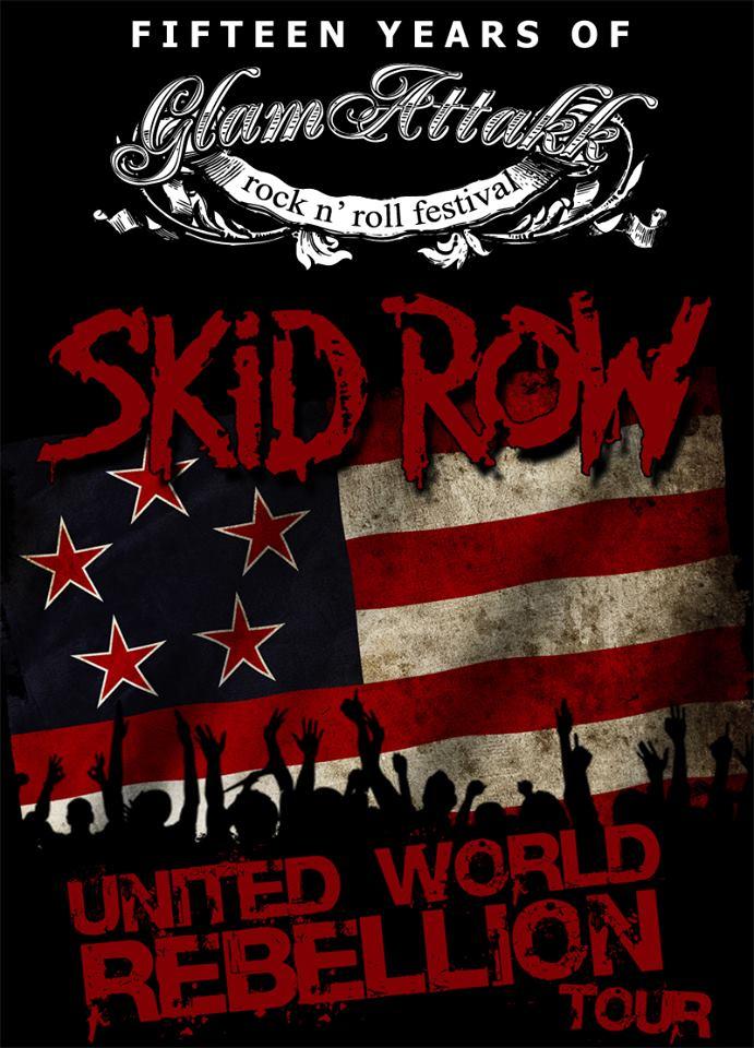 Skid Row Moncalieri Torino