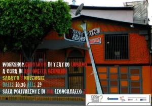 Workshop di Teatro Urbano