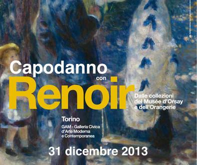 Capodanno con Renoir