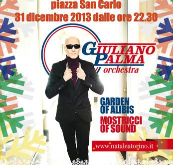 Capodanno con Giuliano Palma