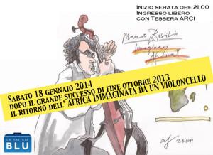 Mauro Basilio locandina 2014Rainbow