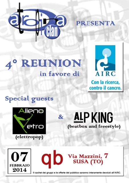 4° reunion Atropina Clan al Qb