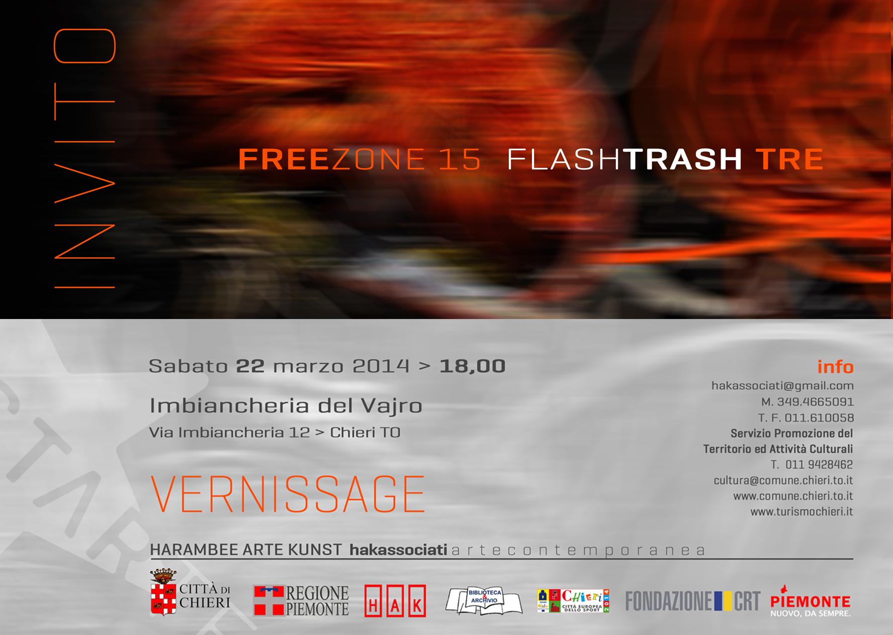 FLASH TRASH 3