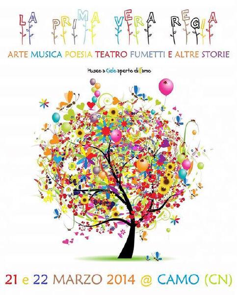 primavera regia a Camo Cuneo