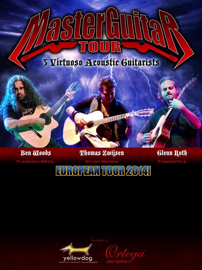 MasterGuitar Tour