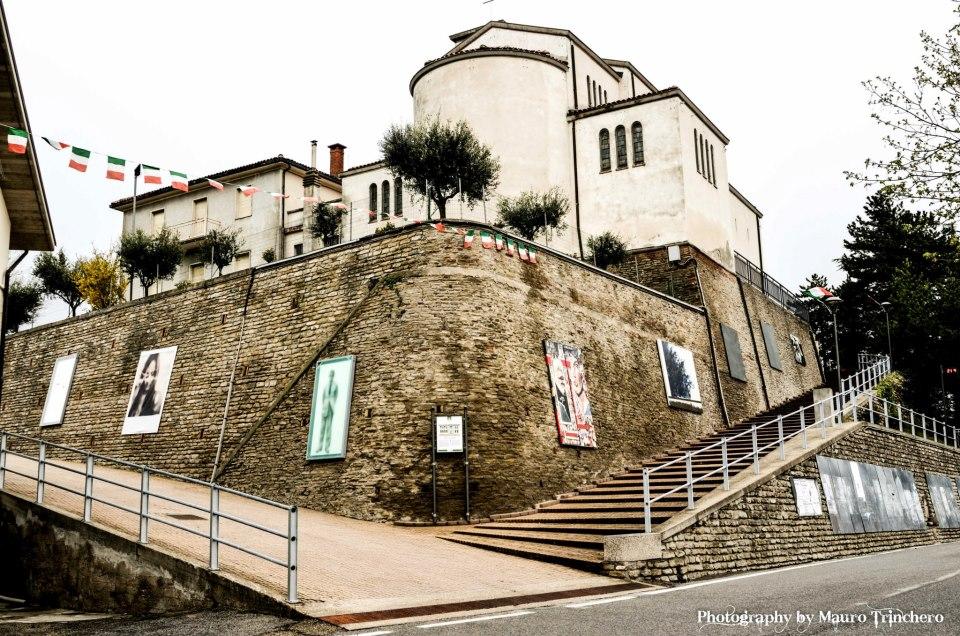 Museo a cielo aperto di Camo Cuneo