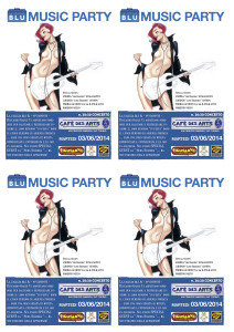music partyx4