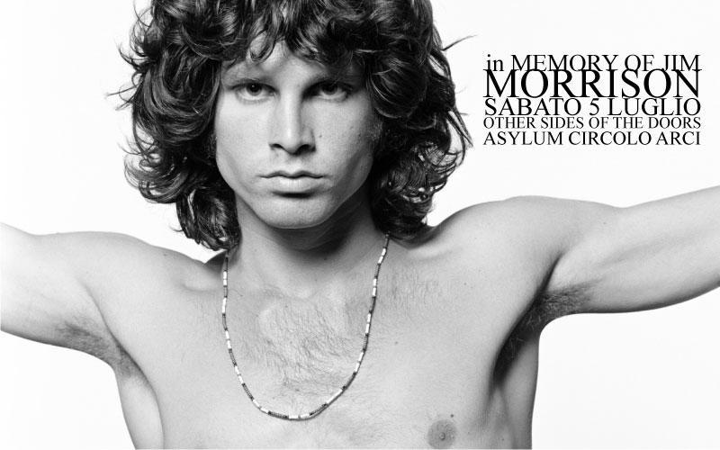 Memory of Jim Morrison