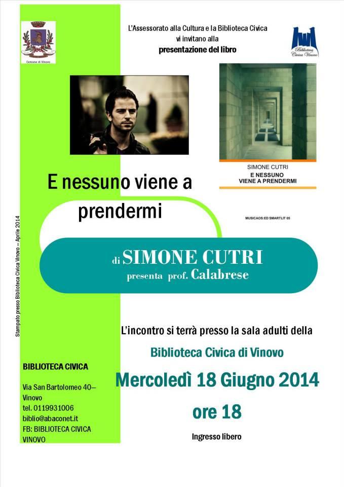 Simone Cutri a Vinovo