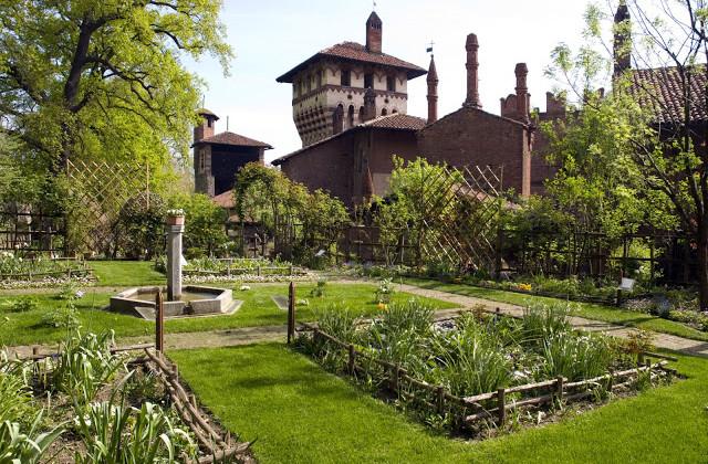Giardino medievale