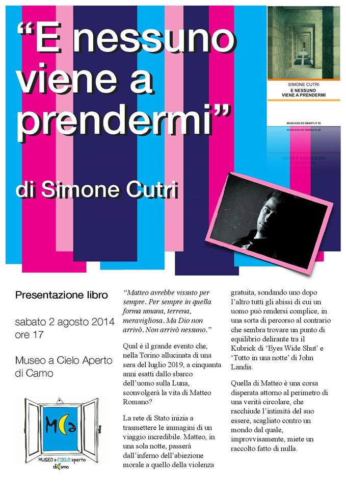 Simone Cutri a Camo