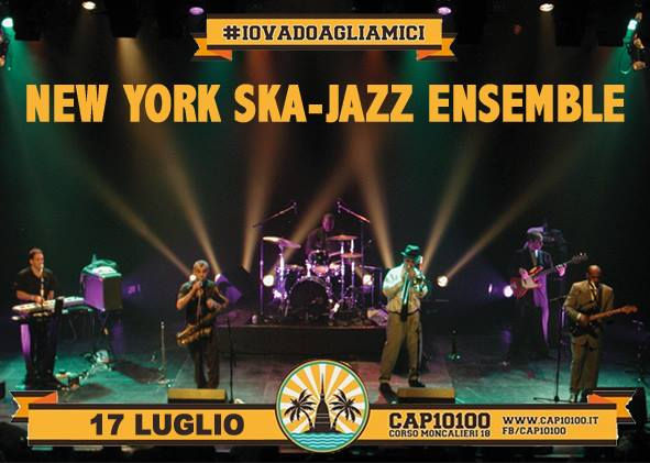 new york ska - Jazz ensemble