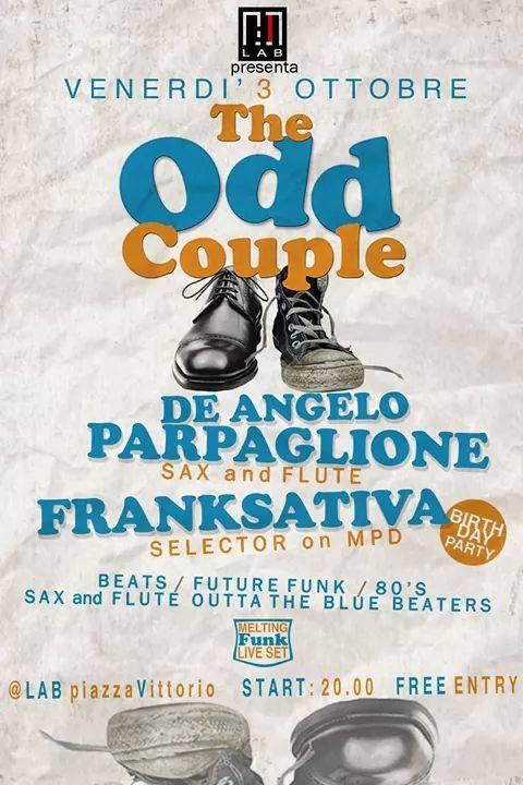 """The Odd Couple"""