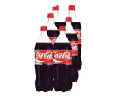 Coca Cola, Fanta Orange,  Sprite, Lemonsoda Fast Drink Torino
