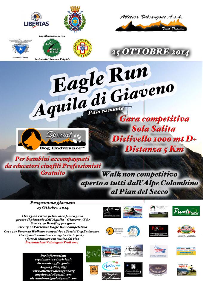 eagle run - Aquila di giaveno