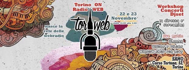 TORweb La Rete delle WEB radio di Torino