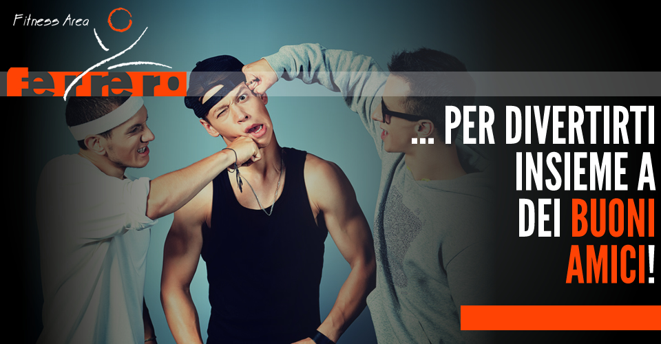 Area Fitness Ferrero - San Mauro - Torino