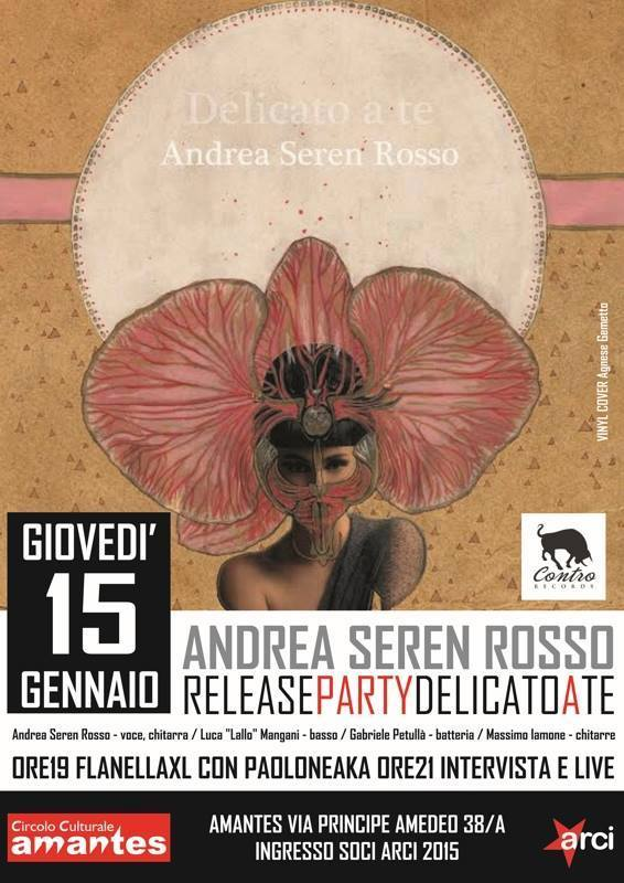 Andrea Seren Rosso