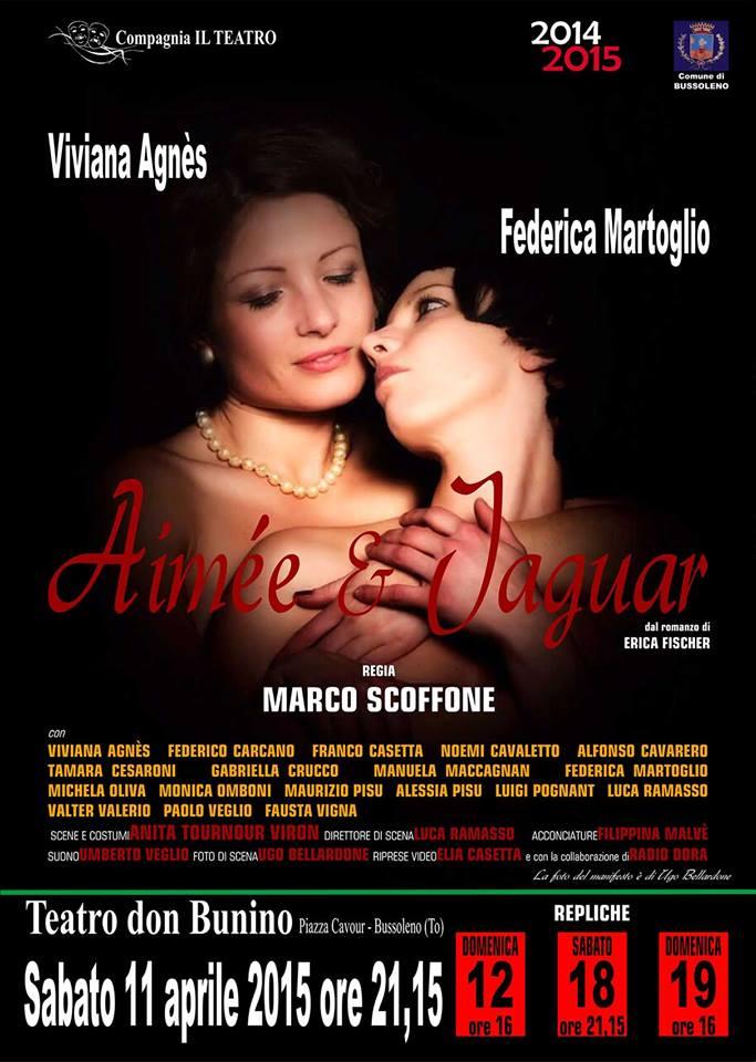 Aimée & Jaguar - Spettacolo Teatrale
