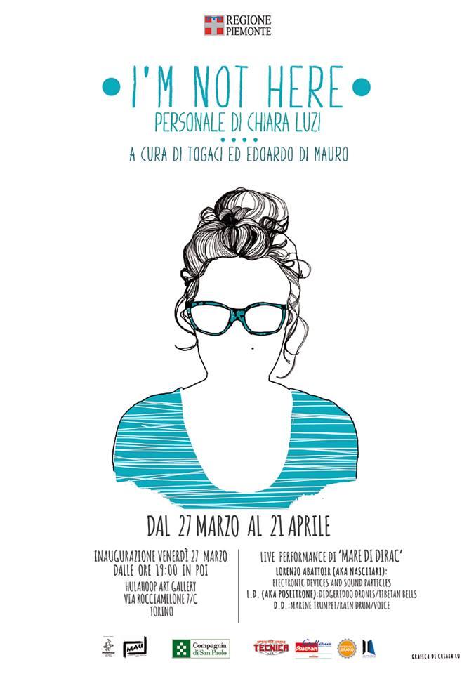 Personale di Chiara Luzi