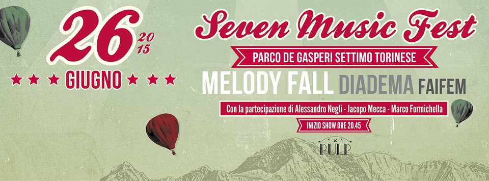 Melody Fall in concerto a Settimo Torinese