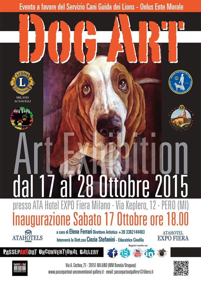 dog art 2015