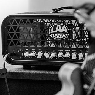 Amps Enhance your tone: Clicca e scopri l'Amplificazione By LAA Custom