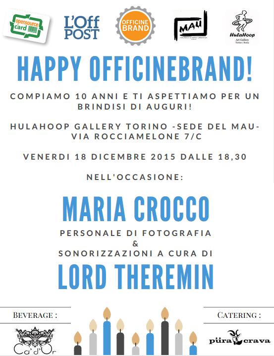 Happy Officine Brand