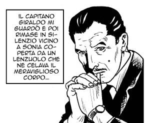 capitano dei carabinieri Enrico Giraldo