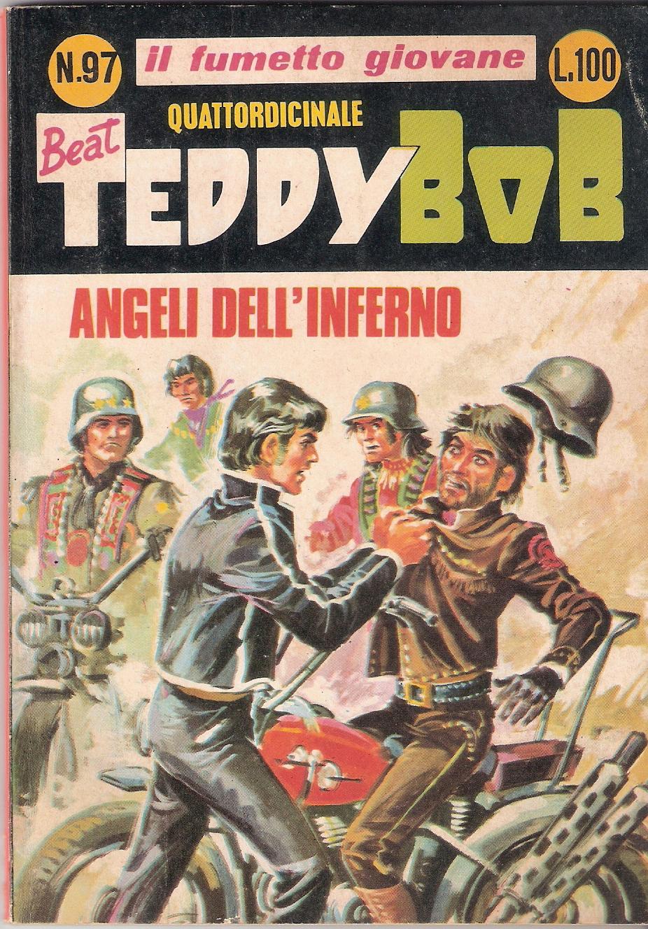 il n. 97 di teddy bob