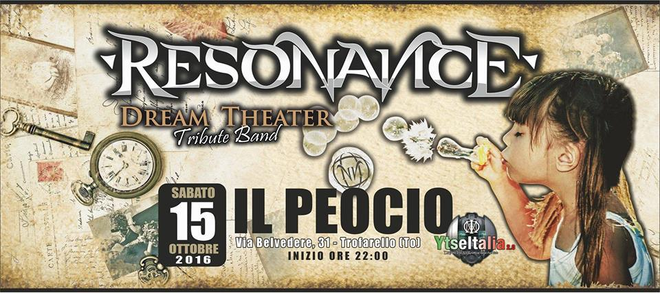 Resonance al Peocio