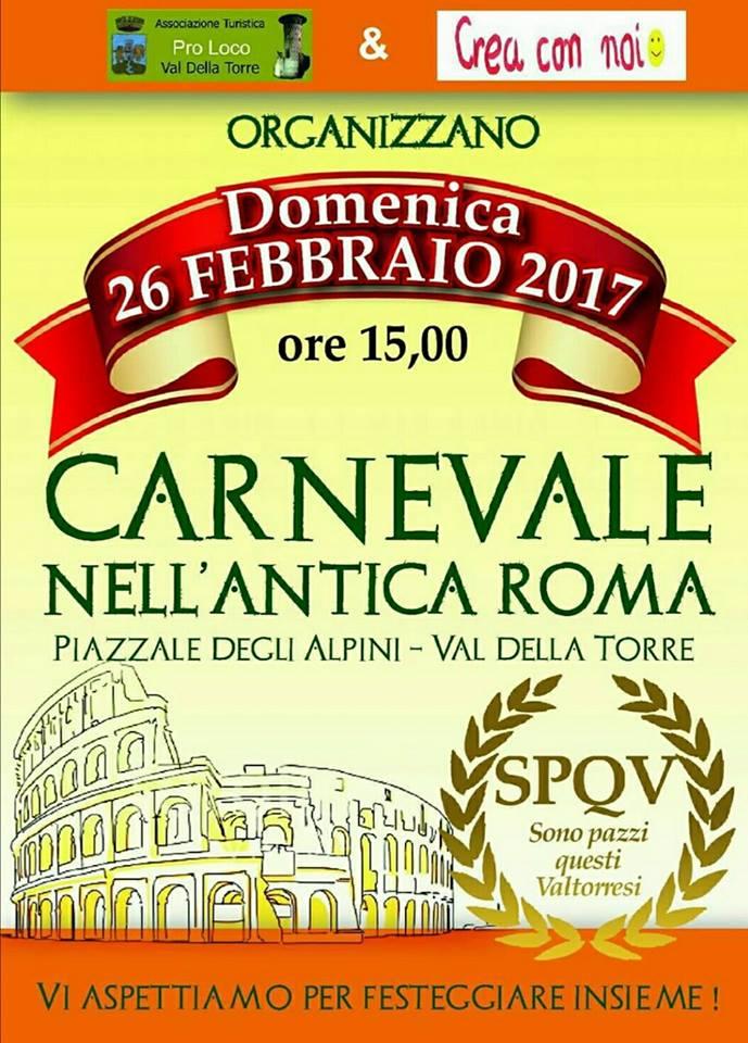 Carnevale Valtorrese