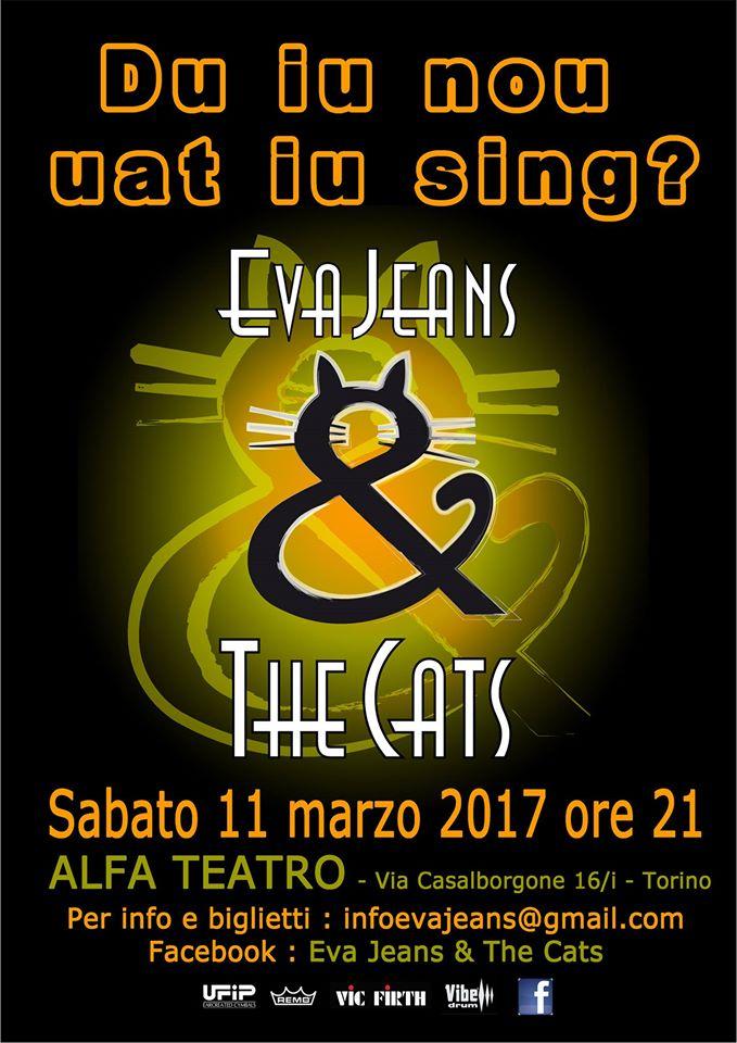 Du iu nou uat iu sing - Eva Jeans & The Cats - Concerto