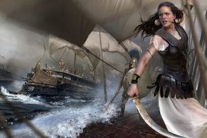 Pirate-Queen-Teuta-Of-Illyria
