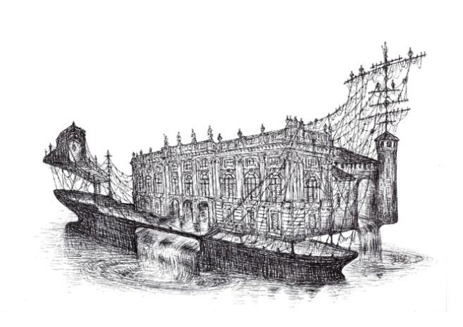 Officine brand for Il porto torino