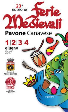 PAVONE ferie-medievali-2017