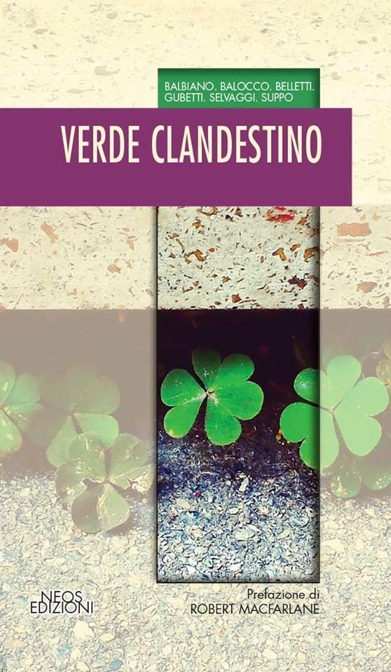 Presentazione del libro Verde Clandestino