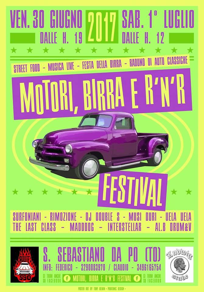 Raduno American cars e classiche, musica live