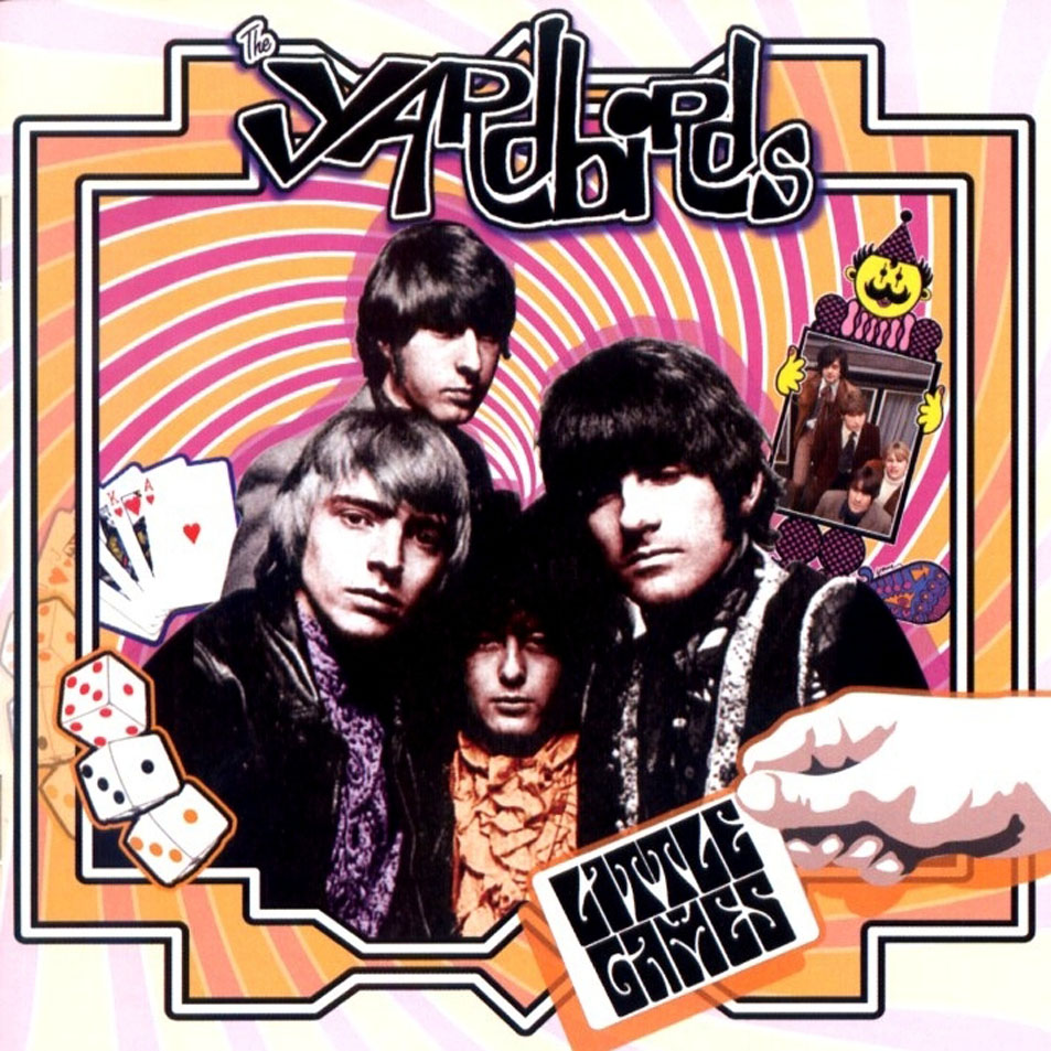 The_Yardbirds-Little_Games-Frontal