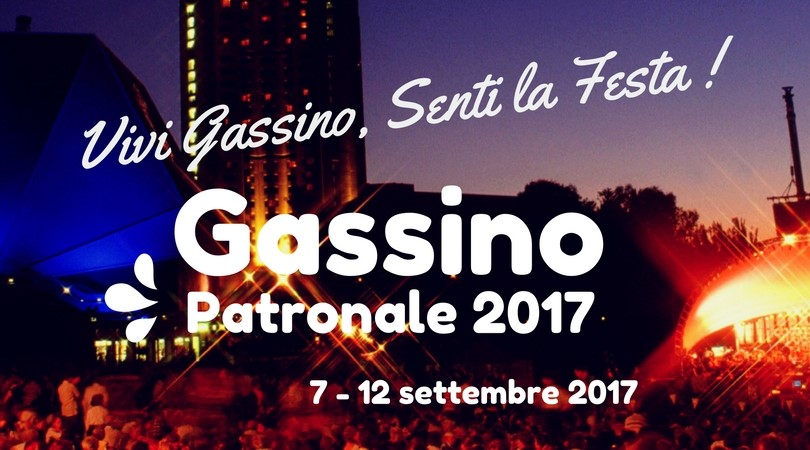Gassino Patronale 2017
