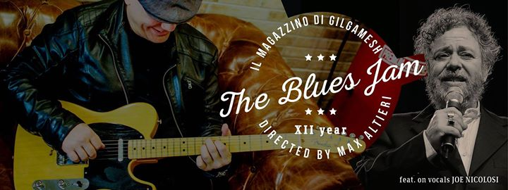 JAM BLUES - Gilgamesh Live Music