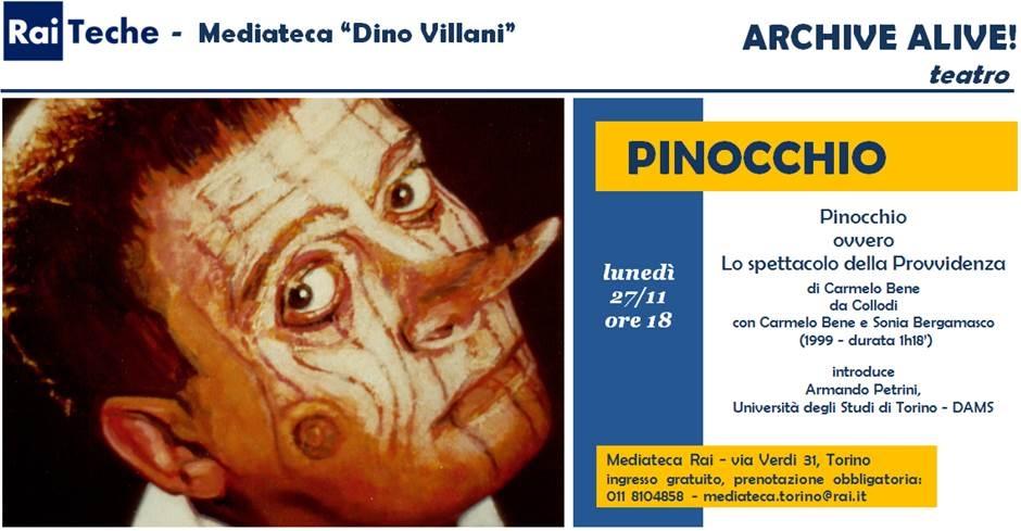 Archive Live Mediateca RAI