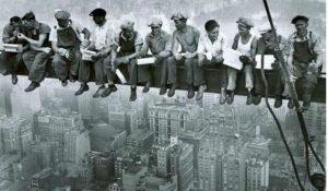 lavoro grattacielo