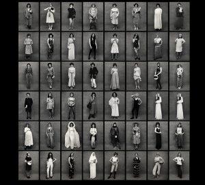 Marcella Campagnano nella serie L'invenzione del femminile: Ruoli (1974-1980)