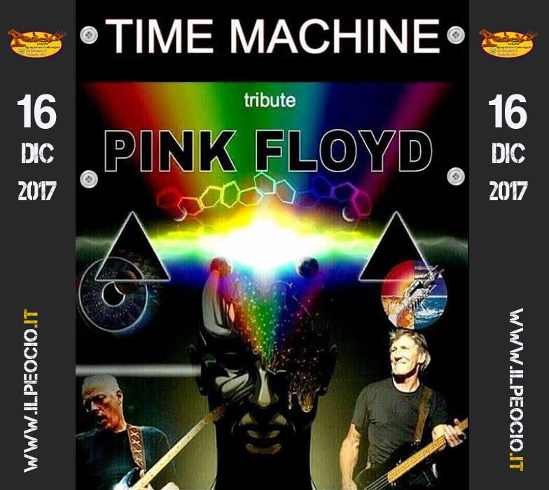 Time Machine( Pink Floyd Tribute)