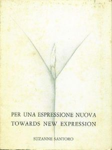 Susanne Santoro – Per una nuova espressione
